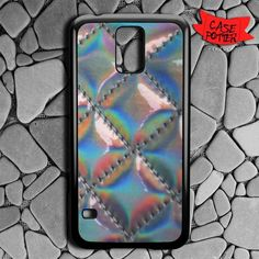 Diamond Hologram Samsung Galaxy S5 Black Case