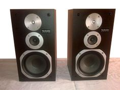 Audio speakers Technics SB-3020 3 ways (Made in Japan)