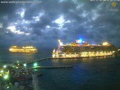 Port of Cozumel - Cozumel, Mexico