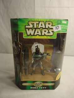 NIB Star Wars Special Edition 300th Figure Boba Fett Action Figure - Currently in auction NOW! Check out this item and many other action figures, diecast cars, & more here: https://www.proxibid.com/asp/Catalog.asp?aid=108985