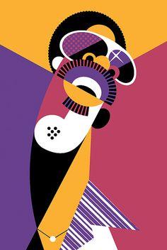 Stevie Wonder | Second Stevie Wonder for Rolling Stone. The … | Flickr