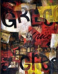 """""""Un regalo de América"""" de Alberto Greco. #Poesiavisual"""