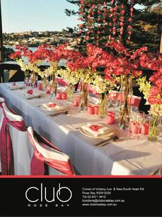 Club Rose Bay in Wedding Style Guide Mag. April 2013. www.clubrosebay.com.au