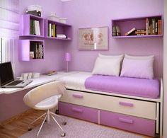 best bedroom idea for the teenage girl