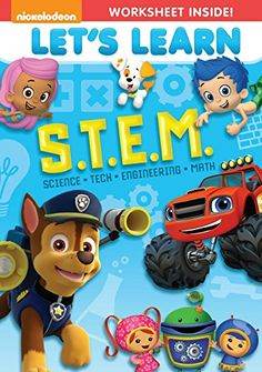 Lets Learn: S.T.E.M. Review