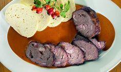 Kančí kýta se špíkovou omáčkou. Sausage, Food, Sausages, Essen, Meals, Yemek, Eten, Chinese Sausage