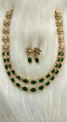 #silver #silvernecklaceforwomen #silverjewelleryindian Silver Wedding Jewelry, Gold Jewelry Simple, Bridal Jewelry Sets, Ruby Necklace Designs, Jewelry Design Earrings, Beaded Jewelry, Fancy Jewellery, Gold Jewellery Design, Gold Mangalsutra Designs