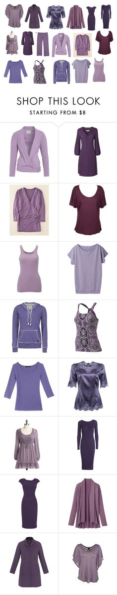 """SSu purple"" by angstgirl ❤ liked on Polyvore featuring 3.1 Phillip Lim, prAna, EAST, Boden, Agent Ninetynine, Splendid, Uniqlo, Billabong, Tek Gear and Dolce&Gabbana"