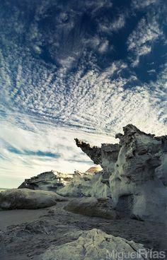 Cielo de Cabo de Gata