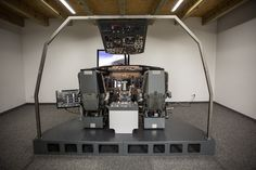 B737NG advanced panel trainer