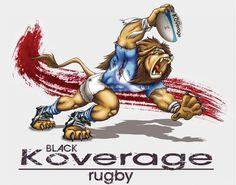 Lion rugbier by Koverage
