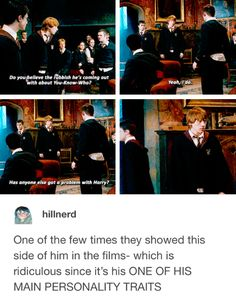 nerdy stuff hill likes Harry Potter Marauders, Harry Potter Jokes, Harry Potter Fandom, Harry Potter World, Ron And Harry, Yer A Wizard Harry, Saga, Harry Potter Universal, Ron Weasley