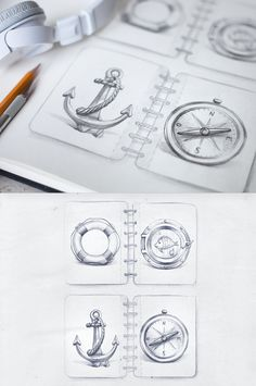 sketch of app icon from mike | creative mints