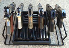 6-Gun Armory Rack