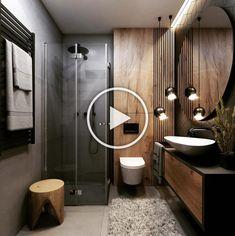 Here are 16 awesome ideas for diy Christmas decorations. Room Decor Bedroom, Diy Room Decor, Home Decor, Modern Interior Design, Interior Design Living Room, Best Bathroom Designs, Amazing Bathrooms, Small Bathrooms, Floor Decor