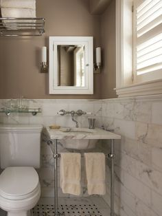 1000 images about 1 2 bathroom decorating ideas on pinterest small bathrooms small spaces. Black Bedroom Furniture Sets. Home Design Ideas