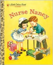 was my favorite book when i was little, it was my moms when she was little. it cam with a small first aid kit but that didnt make it to me...