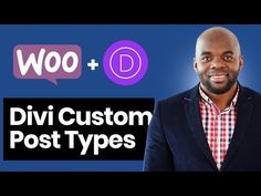 Divi Woo-Commerce tutorial In this Elegant themes Divi tutorial, I take a look at the Divi Woocommerce product page and add content to it using the Divi buil. Wordpress, Inventory Management, Elegant, Youtube, Shop, Classy, Youtubers, Chic, Youtube Movies