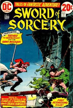 Sword of Sorcery #1 Fafhrd & the Gray Mouser