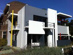 Rietveld Schroder house // Utrecht