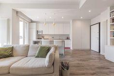 Abitare in mansarda | Open space, Mansarda e Cucina