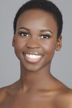 BALD WOMEN | bald women google search more black women bald big chops nature ...