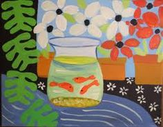 Jake's Journey in Art #Homeschool Art #still life #art history #impressionist #self esteem