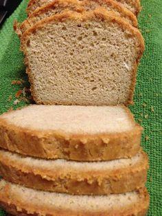 SCD Macadamia Nut Bread