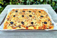 Pizza liquide au Thermomix - Cookomix