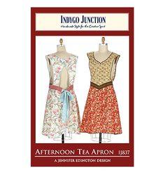 Afternoon Tea Apron