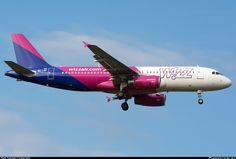 HA-LWD Wizz Air Airbus A320-232