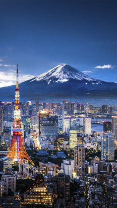 Tokyo e Monte Fuji Osaka, Aesthetic Japan, Travel Aesthetic, Places To Travel, Places To See, Tokyo Ville, Tokyo Japan Travel, Japan Japan, Travel Photographie