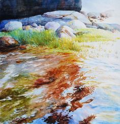 Artist Bùi Duy Khánh - Watercolor