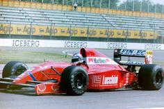 1992 Dallara BMS192 - Ferrari (JJ Lehto)