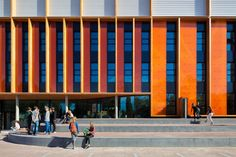 Gallery of The 4th Gymnasium / Paul de Ruiter Architects - 15