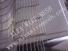 Flat Flex Conveyor Belt Mesh