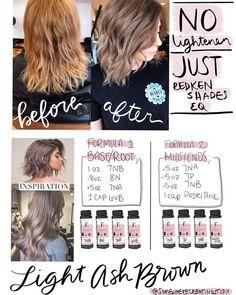 Blonde Hair Shades, Balayage Hair Blonde, Brown Blonde Hair, Haircolor, Brown Balayage, Redken Hair Products, Makeup Products, Beauty Products, Redken Hair Color