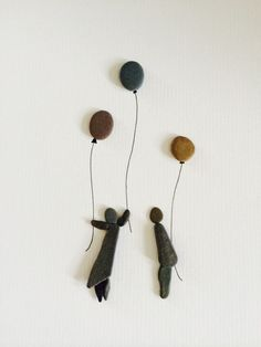 Sharon nowlan original work with pebbles by PebbleArt on Etsy