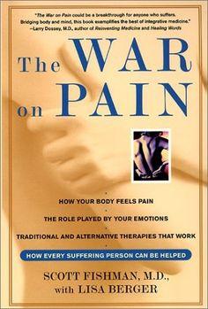 The War on Pain by Scott Fishman, http://www.amazon.com/dp/0060930780/ref=cm_sw_r_pi_dp_wLBDqb0VQCKK6