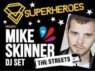 حفل أسطورة الراب مايك سكينر في دبي نوفمبر المقبل