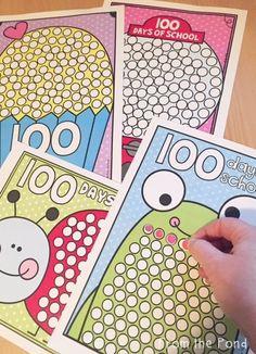Record 100 Days of School