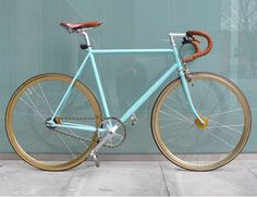 Happy Monday, bike enthusiasts! @Camille Blais Styles did a great roundup of some of her favorite bikes for those of you who prefer two wheels over four. Which one is your favorite? We're loving the Vintage @Deb Bianchi Fixie! http://bit.ly/1hUYQgc (IMAGE: http://bit.ly/1dqbqax)