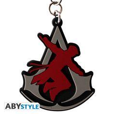ASSASSIN'S CREED Porte-clés Assassin's Creed PVC Crest