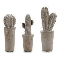 Cactus Ibergarden Stone (13 x 38 x 13 cm)