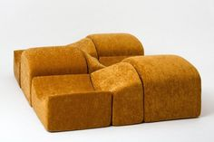 // Bernard Govin . asmara modular sofa, 1966