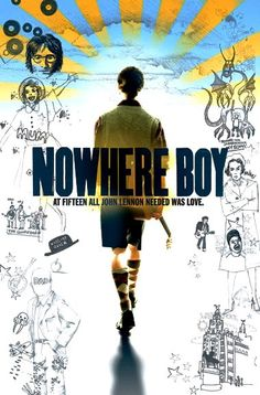 Nowhere Boy Movie Aaron Johnson Period Movies, Period Dramas, Les Miserables Movie, Kristin Thomas, Liverpool, Nowhere Boy, King's Speech, Movies For Boys, Movies Worth Watching