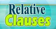 Relative clauses give extra information about someone or something in a sentence and this video specifically talks about the very concept. Not only this video explains