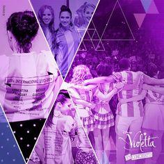#ViolettaEnViVo