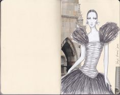 Fashion illustration 18