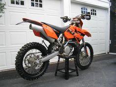 2005 KTM 300 EXC #7